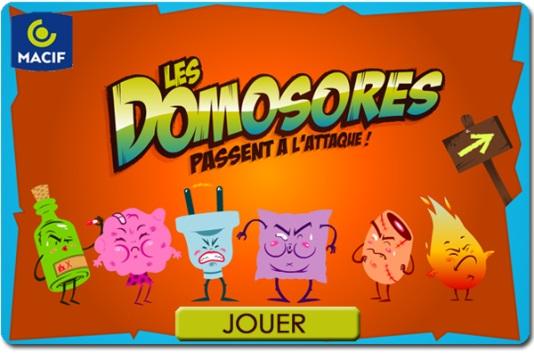 Le Joueur Devra Détecter 5 Situations à Risque (chute, étouffement,  Brûlure, Intoxications, Coupure, Décharge électrique) Dans Chacune Des  Pièces De La ...